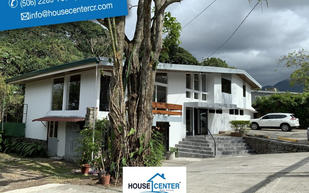 ALQUILER DE ECO-OFICINAS HOUSE CENTER EN SAN RAFAEL DE ESCAZU 21 M2